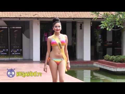 Monica Sharma Bikini - Punjabi Model