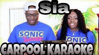 Sia Carpool Karaoke   Couple Reacts