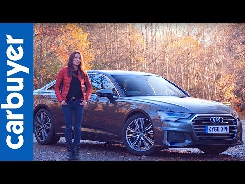 Audi A6 saloon 2019 in depth review Carbuyer