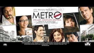 Life In A Metro I Official Trailer 2007 I Kangana Ranaut I Shilpa Shetty | Irrfan Khan |