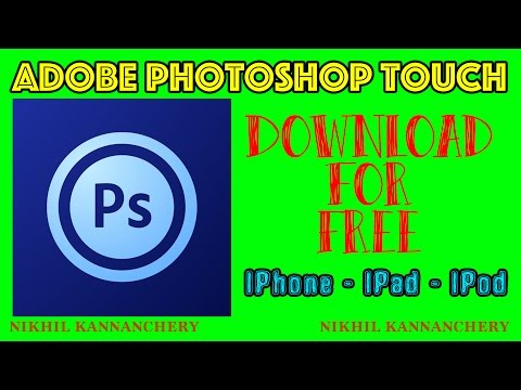 Xxx Mp4 Downlaod Photoshop Touch For Free On Your IOS Device For Free 3gp Sex