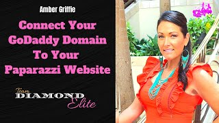 Connect Your GoDaddy Domain Name To Your Paparazzi Accessories Website - Amber Griffie