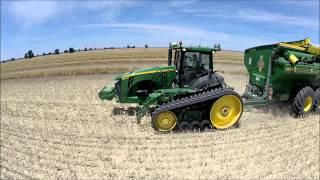 UAH Canola Harvest