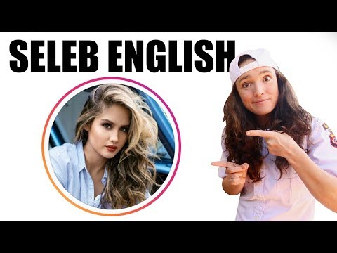 Cinta Laura, Nessie Judge, Boy Willian, VJ Daniel, Angga - Seleb English