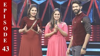 D4 Junior Vs Senior I Ep 43 - Surabhi Lakshmi, the Michael Jackson I Mazhavil Manorama