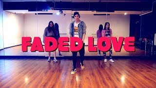 FADED LOVE - Tinashe ft. Future Dance Video | Andrew Heart choreography