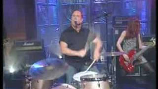 Cowboy Mouth Kelly Ripa on Live with Regis and Kelly 3/13/08