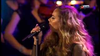 Leona Lewis in Malta - Run / Better in Time (Joseph Calleja Concert 2014)