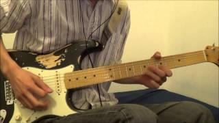 ONE OK ROCK 「C.h.a.o.s.m.y.t.h.」 guitar cover