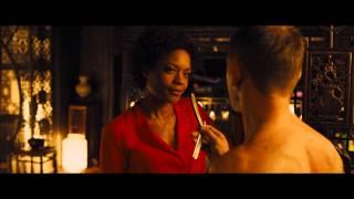 Skyfall - Moneypenny Shaves Bond (1080p)