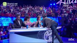 Arab Idol - راغب علامه - مبهزرش