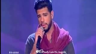 عرب ايدول الفرصة الاخيرة مهند حسين من الاردن موال عراقي واغنية انا يا طير Arab idol 2016