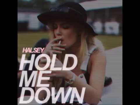 Halsey - Hold Me Down (Official Instrumental)