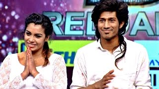 D 4 Dance Reloaded I Dilsha & Rinosh - Dance with prop round I Mazhavil Manorama