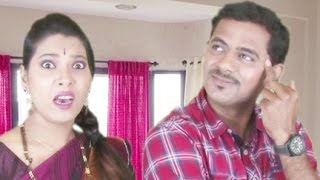 Aap Mere Ek Sawal Ka Jawaab Dona - Hindi Husband Wife Joke - 76