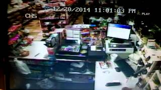 Knoxville Robbery Suspect Shot By Convenience Store Owner
