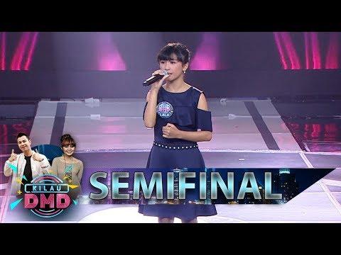 [GERIMIS MELANDA HATI] Dinyanyikan Lala Dgn Sangat Merdu  - Semifinal Kilau DMD (222)