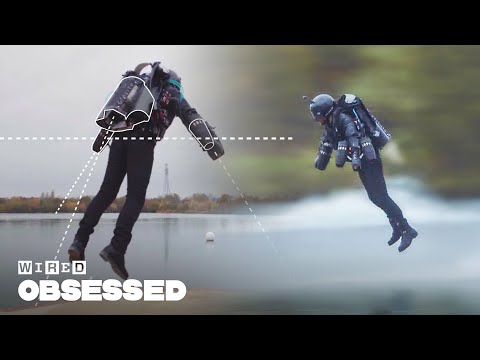 How Gravity Built the World s Fastest Jet Suit WIRED
