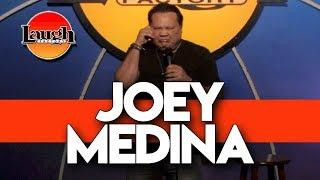 Joey Medina | Jealous Girlfriend | Stand Up Comedy