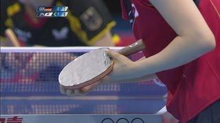Japan Win in Women's Table Tennis Team Quarter Finals - London 2012 Olympics