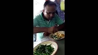 Sai Rokom Jhal Khor Champion Of eating Chili