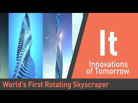 The World s First Rotating Skyscraper NextWorld