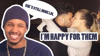 PERRIE EDWARDS AND ALEX OXLADE-CHAMBERLAIN - ALERRIE - BEST MOMENTS REACTION
