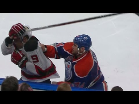 Gotta See It Kassian wants revenge on Hall after getting dropped by elbow