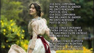 Orgulho e Paixão / Lucy Alves - Doce Companhia (Letra)