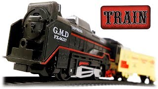 Freight Train Express GMD FX-06237 with Railway