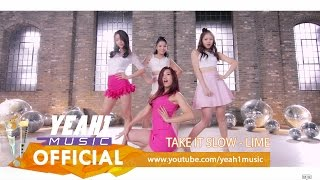 Take It Slow | LIME | Official Music