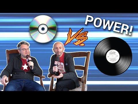Disque vinyle vs CD Audio lequel aurait le meilleur son Power 126