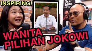 CANTIK!! STAFF KHUSUS MILLENIAL RI JOKOWI (Ajari kami Kaya) - Putri Tanjung