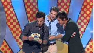 Teen Choice Awards 2014- Pretty Little Liars Cast (Speech and Presenting)