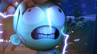 Funny Animated Cartoon | Spookiz | Zizi 😱 Became Cula?! 😱 | 스푸키즈 | Cartoon For Children