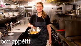 No Fail Hangover Cure with Chef Amanda Freitag—Cook Like a Pro