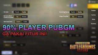 90% PLAYER PUBGM GA PAKAI FITUR INI!!! - PUBG MOBILE INDONESIA