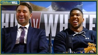 Anthony Joshua vs Dillian Whyte - POST FIGHT PRESS CONFERENCE