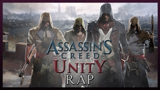 ASSASSIN'S CREED UNITY RAP - La Rage du Peuple | Keyblade
