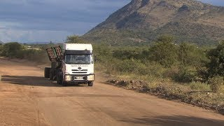 UD Trucks - Heavy hauling in South Africa