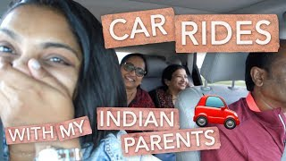 Car Rides With My Indian Parents (Arranged Marriage Chat!)   Deepica Mutyala