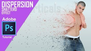 Dispersion Particals Effect | Creative Photo Effect in Photoshop | One Shoot Production TV