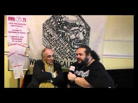 39mo congresso PRNTT - Intervista a Valter Vecellio parte 2