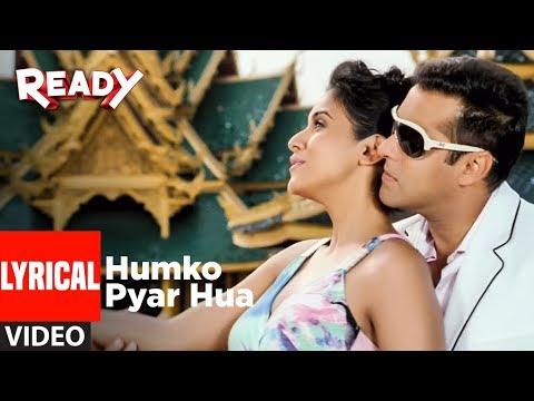 Xxx Mp4 Humko Pyaar Hua Lyrical Video Ready Ft Salman Asin Tulsi Kumar KK 3gp Sex