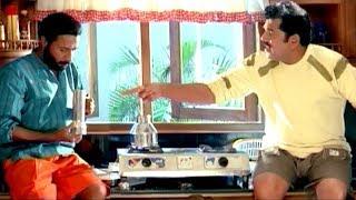 രാത്രി നിനക്ക് പുട്ട് വേണമെന്ന് നിര്ബന്ധമുണ്ടോ..?  | Harisree Ashokan , Mukesh - Chronic Bachelor