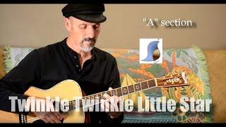 Twinkle Twinkle Little Star - Easy Guitar Lesson
