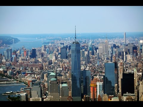 Bell 206 JetRanger Manhattan helicopter flight with ATC
