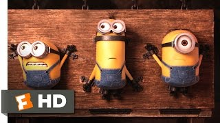 Minions (7/10) Movie CLIP - This is Torture (2015) HD