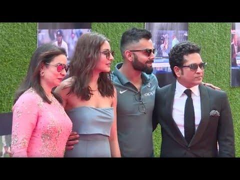 Sachin A Billion Dreams Premier Full Video Sachin Tendulkar Virat Kohli Anushka Sharma