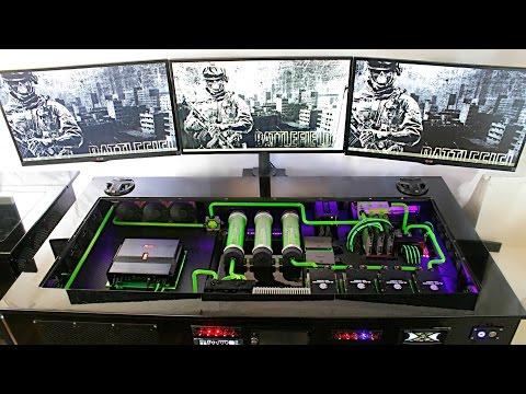 Setup Wars Episode 53 PC Desk Edition